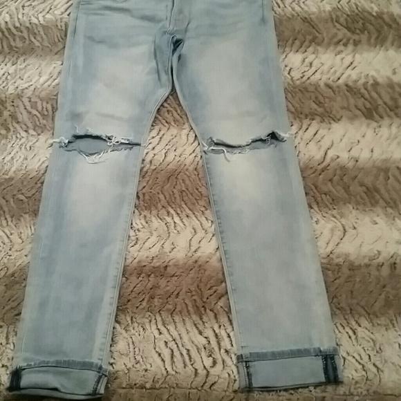 H&M Men's Super Skinny Low Waist Jeans Sz 3634